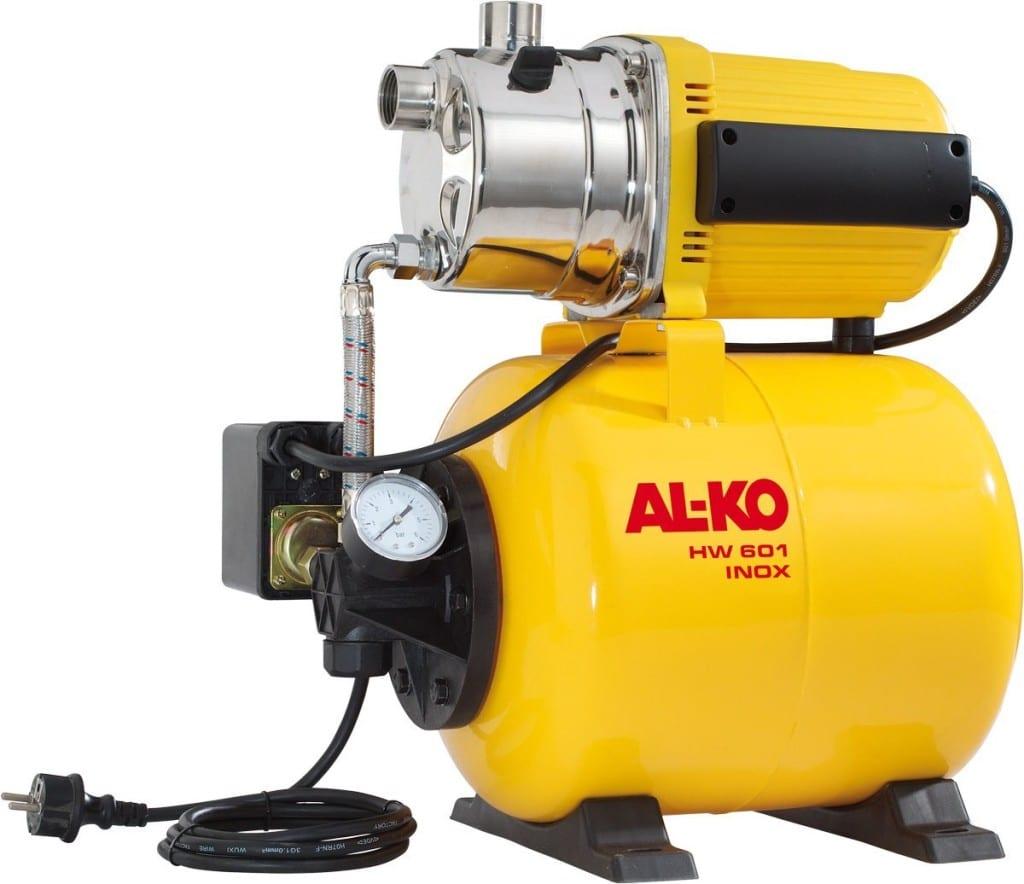 AL-KO HW 601 Inox Hauswasserwerk
