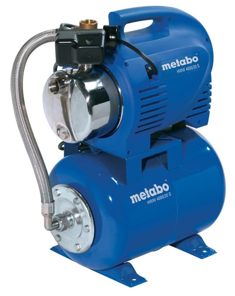 Metabo HWW 4000/20 S Hauswasserwerk