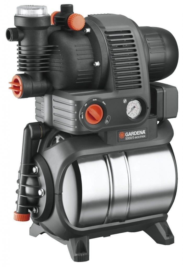 Gardena 5000/5 eco Inox Premium Hauswasserwerk