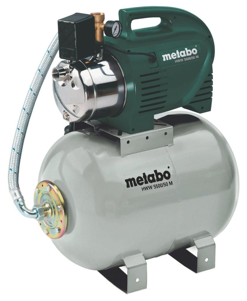 Metabo HWW 5500/50 M Hauswasserwerk