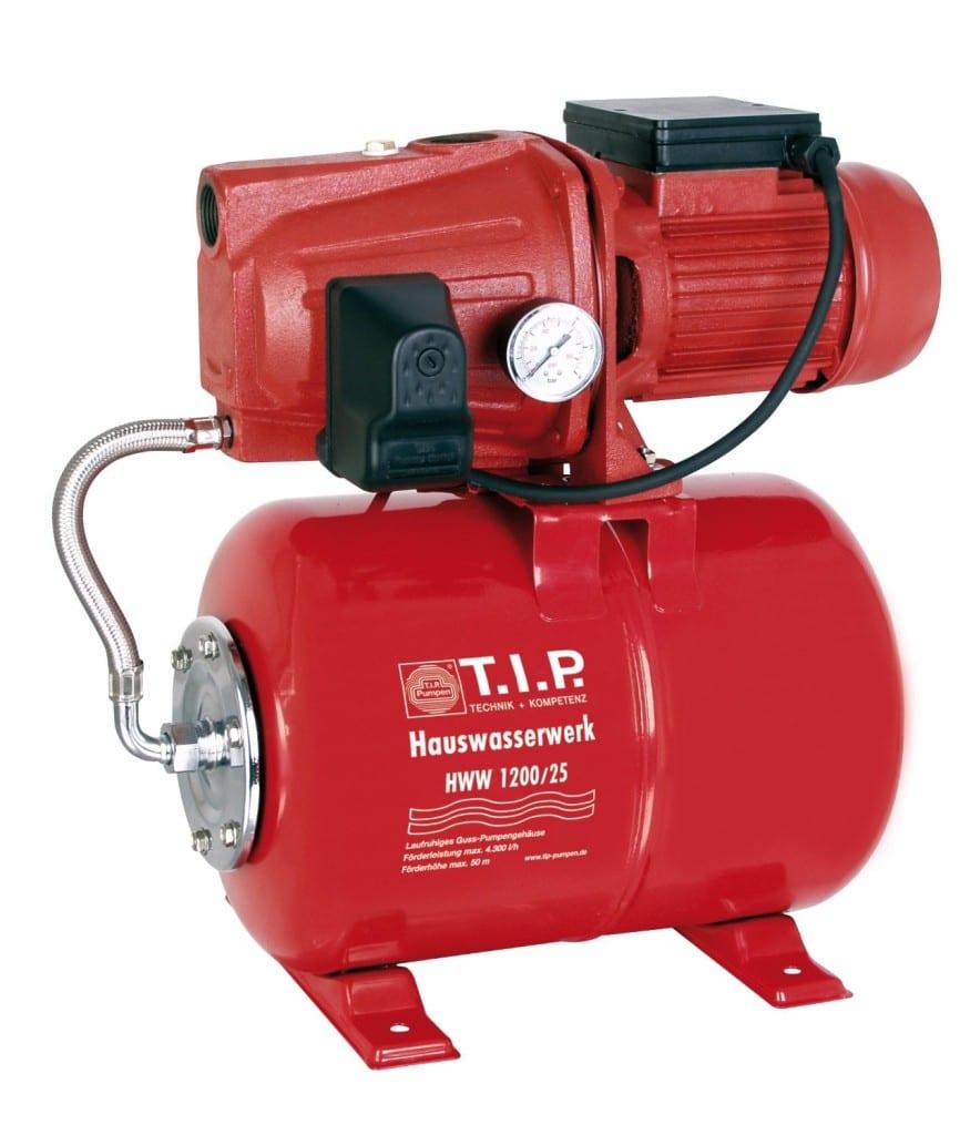 T.I.P. HWW 1200/25 Hauswasserwerk