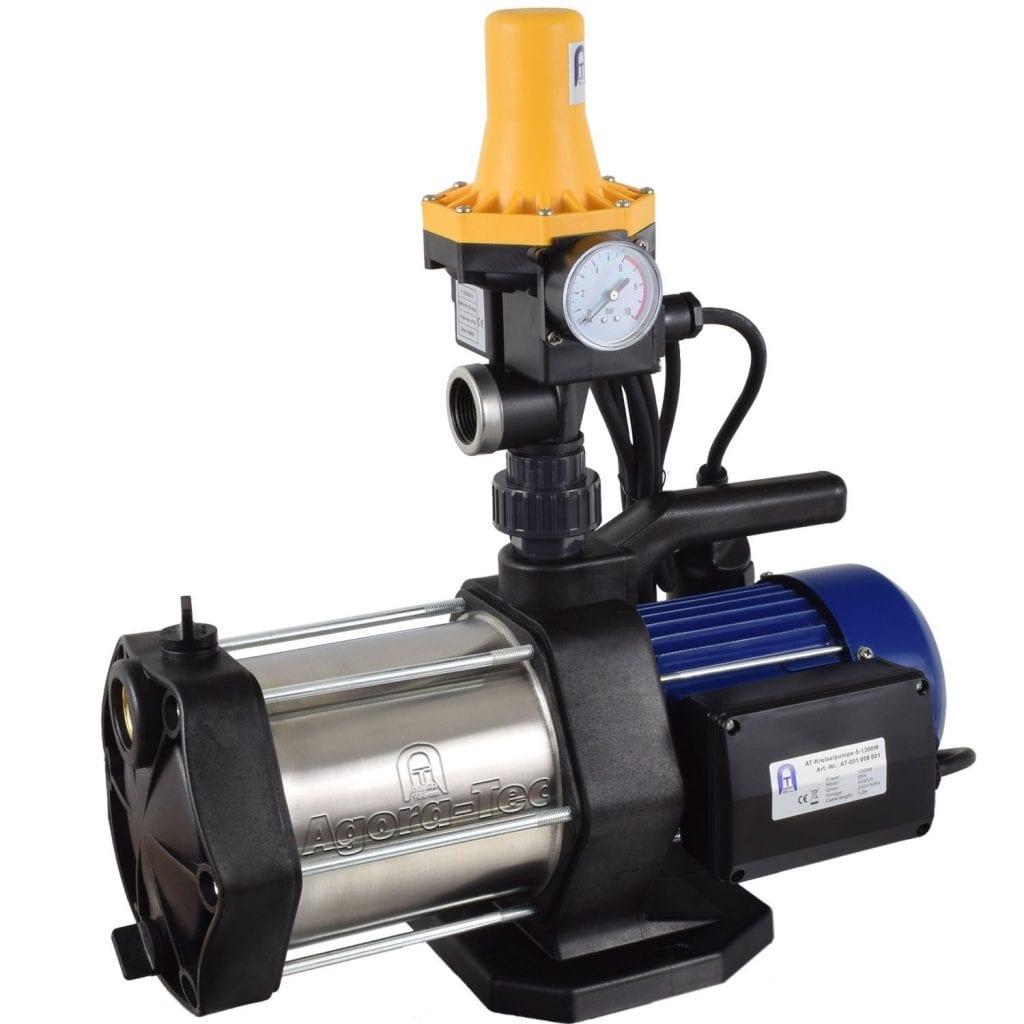 Agora-Tec 1300-3DW Hauswasserwerk