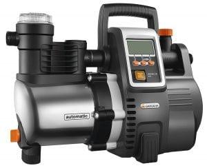 Gardena 6000/6E LCD Inox Hauswasserwerk